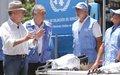 Declaración de Jean Arnault, Jefe de la Misión de las Naciones Unidas enColombia. Pondores, La Guajira.