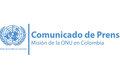 Comunicado de Prensa - Misión de la ONU en Colombia