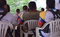 La Misión de la ONU en Colombia tiene en sus contenedores el 30% de las armas de las FARC-EP
