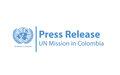 Press release – UN Mission in Colombia