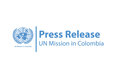 Press release – UN Mission in Colombia